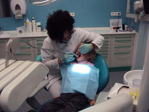 Prva posjeta zubaru