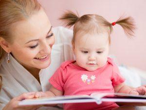 Čitajte bebama od rođenja
