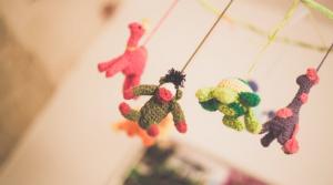 Zvečka – prva bebina igračka