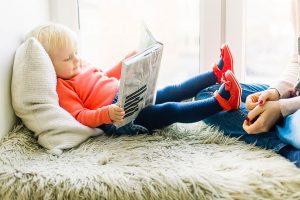 Prednosti ranog čitanja djetetu