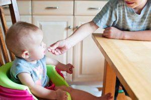 Od majčinog mlijeka do prvog obroka – Prehrana dojilja