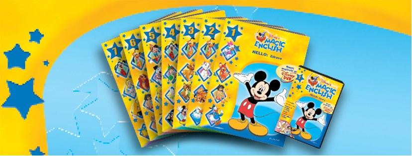 """""""Magic English"""" -pretvara učenje engleskog jezika u pravo zadovoljstvo, kako za djecu, tako i za roditelje"""