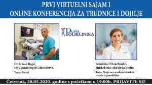 Četvrta online konferencija za trudnice i dojilje