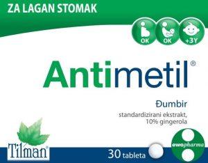 Šta je Antimetil?