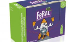 Feral Kid® suspenzija