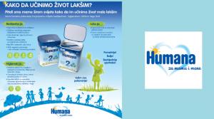Humana MyPack – VOLIM OVO PAKOVANJE! – Pitali smo mame širom svijeta kako da im učinimo život malo lakšim.