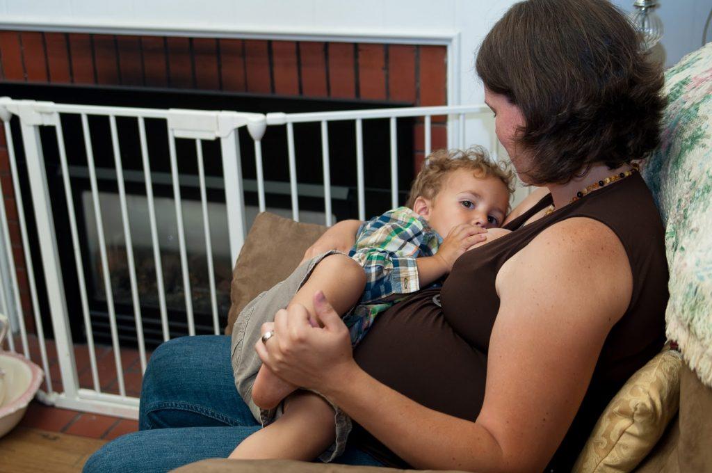 Dojenje u toku trudnoće                       Šta trebate znati ako ste odlučili da dojite dok ste trudni