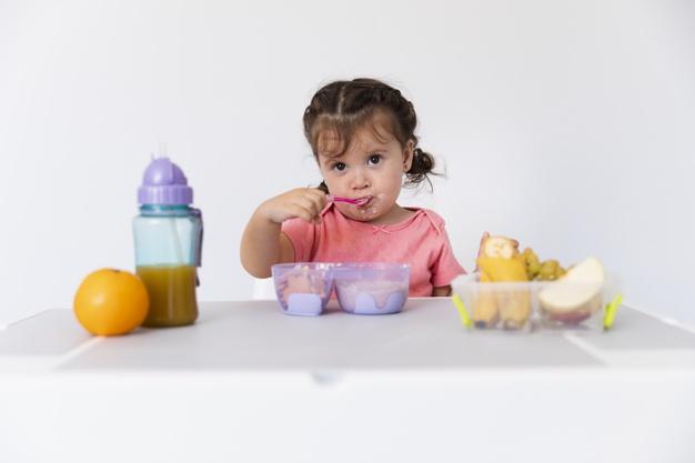 Uravnotežene prehrane za malu djecu
