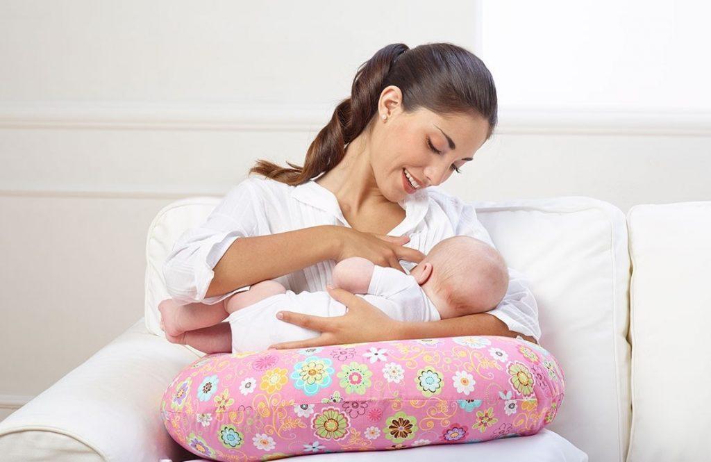 Dojenje je dobitak i za mamu