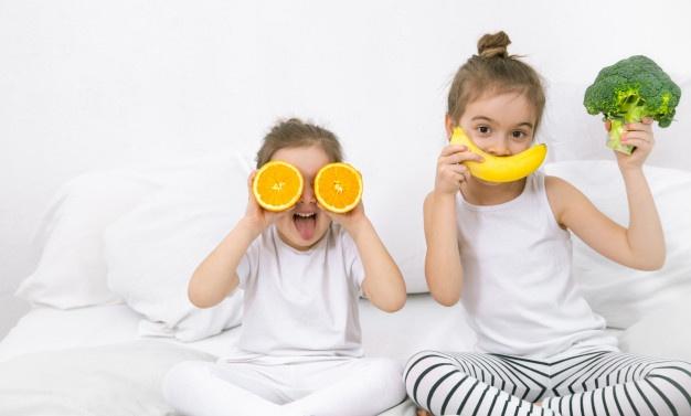 Voće i povrće u ishrani djece