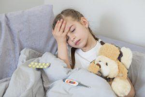 Bolesno dijete u vrtiću