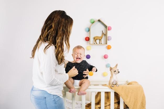 Zašto bebe plaču