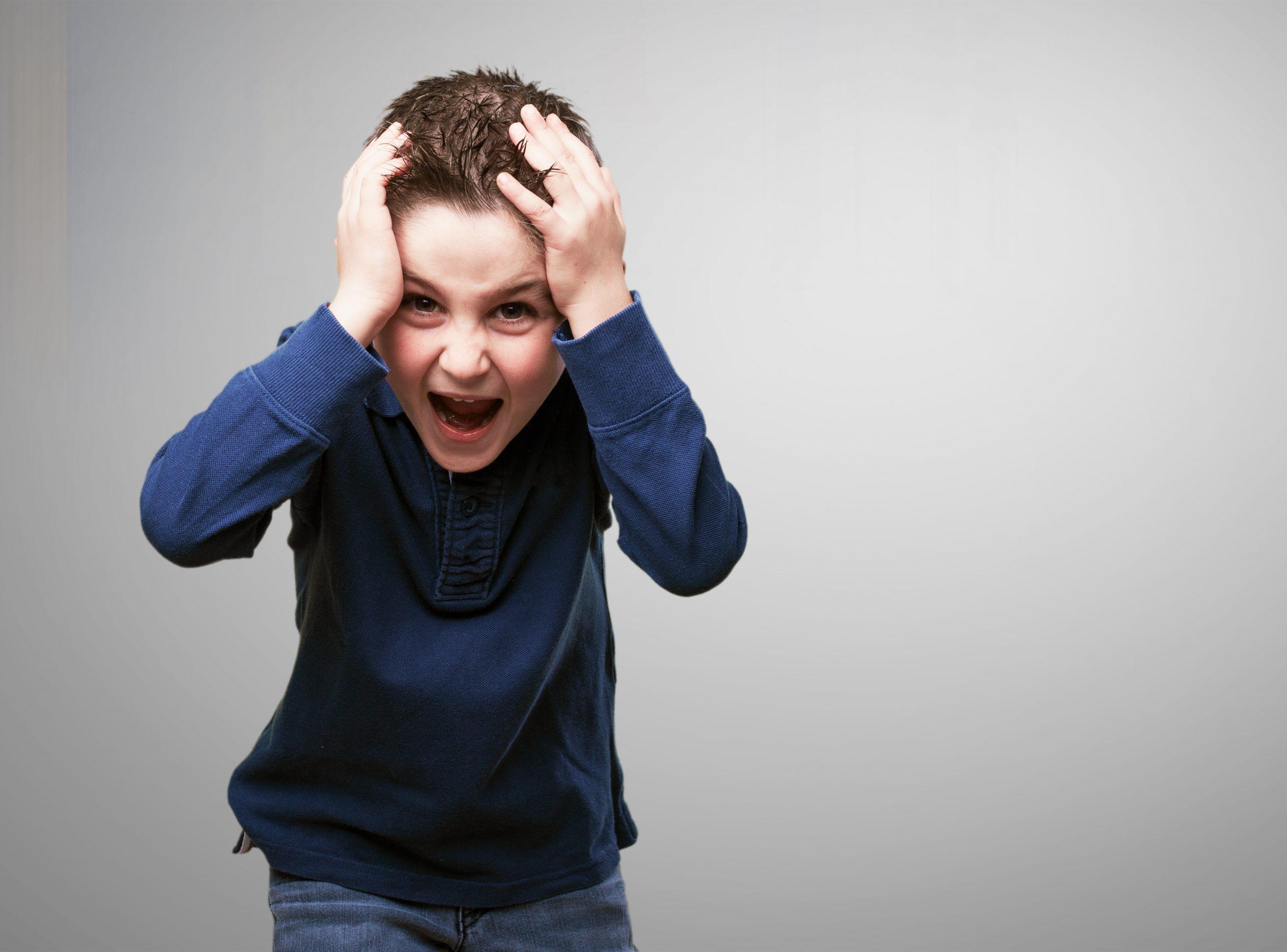 Stres kod male djece