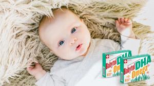 Kako beba osigurava dnevnu potrebu DHA za zdrav razvoj?
