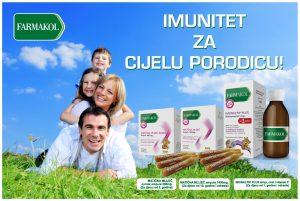 Imunitet za cijelu porodicu- Nagradna igra