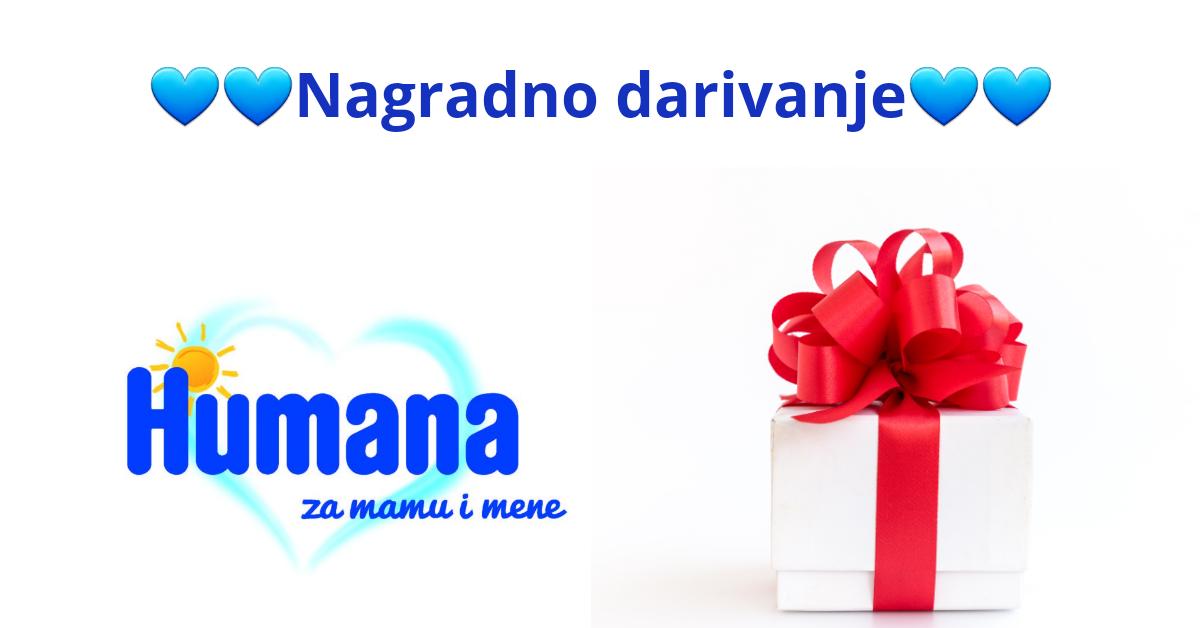 Nagradno darivanje- Osvojite poklon Humana
