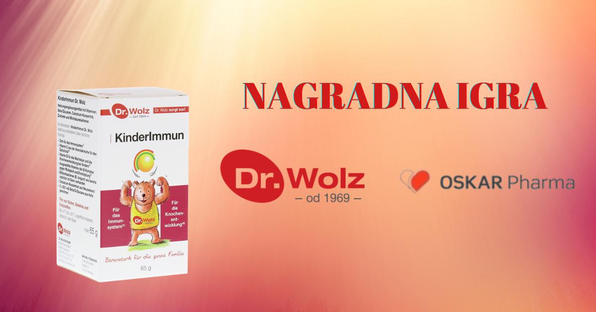 Pravila nagradne igre – Dr.Wolz i Oskar Pharma nagrađuju