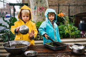 Odijevanje djece vrtićkog uzrasta
