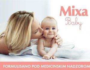 MIXA – stručnjak za osjetljivu kožu