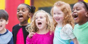 Djeca i smijeh – dobitna kombinacija