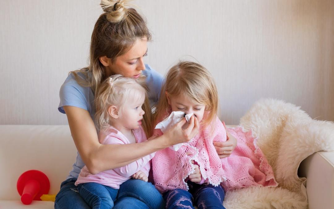 Jesenja viroza kod djece