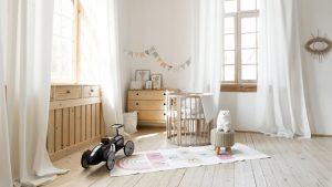 Kako kreirati sobu za bebu