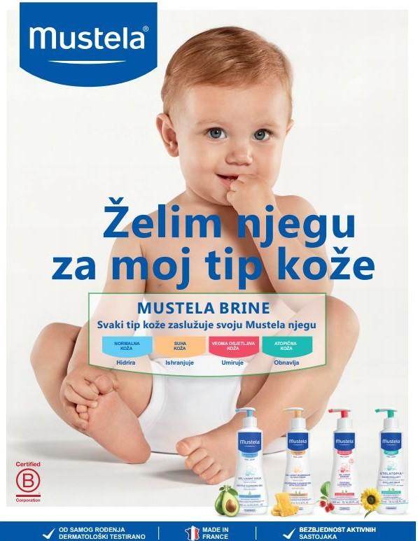 Koža beba- najčešći dermatitisi