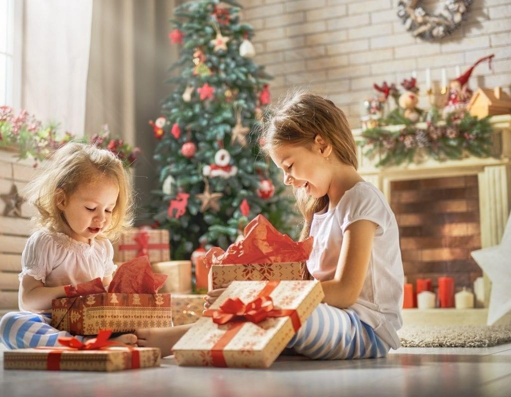 Idealni novogodišnji pokloni za mališane