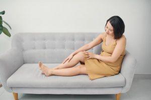 Otečene noge u toku trudnoće