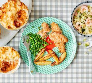 Šta treba da sadrže dječji obroci?