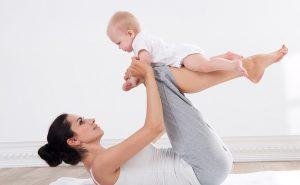 Kako smršati nakon poroda?