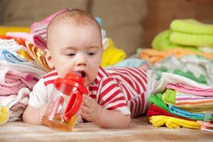 Kada treba dati vodu bebi?