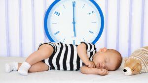 Spavanje uz bebu