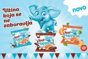 Užina koja se ne zaboravlja Feel Happy