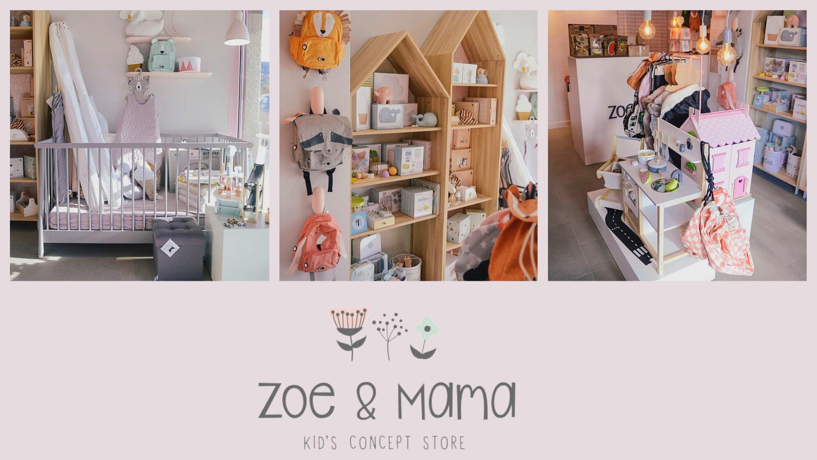 Zoe & mama dječji koncept store je mjesto gdje uživaju mališani i njihovi roditelji