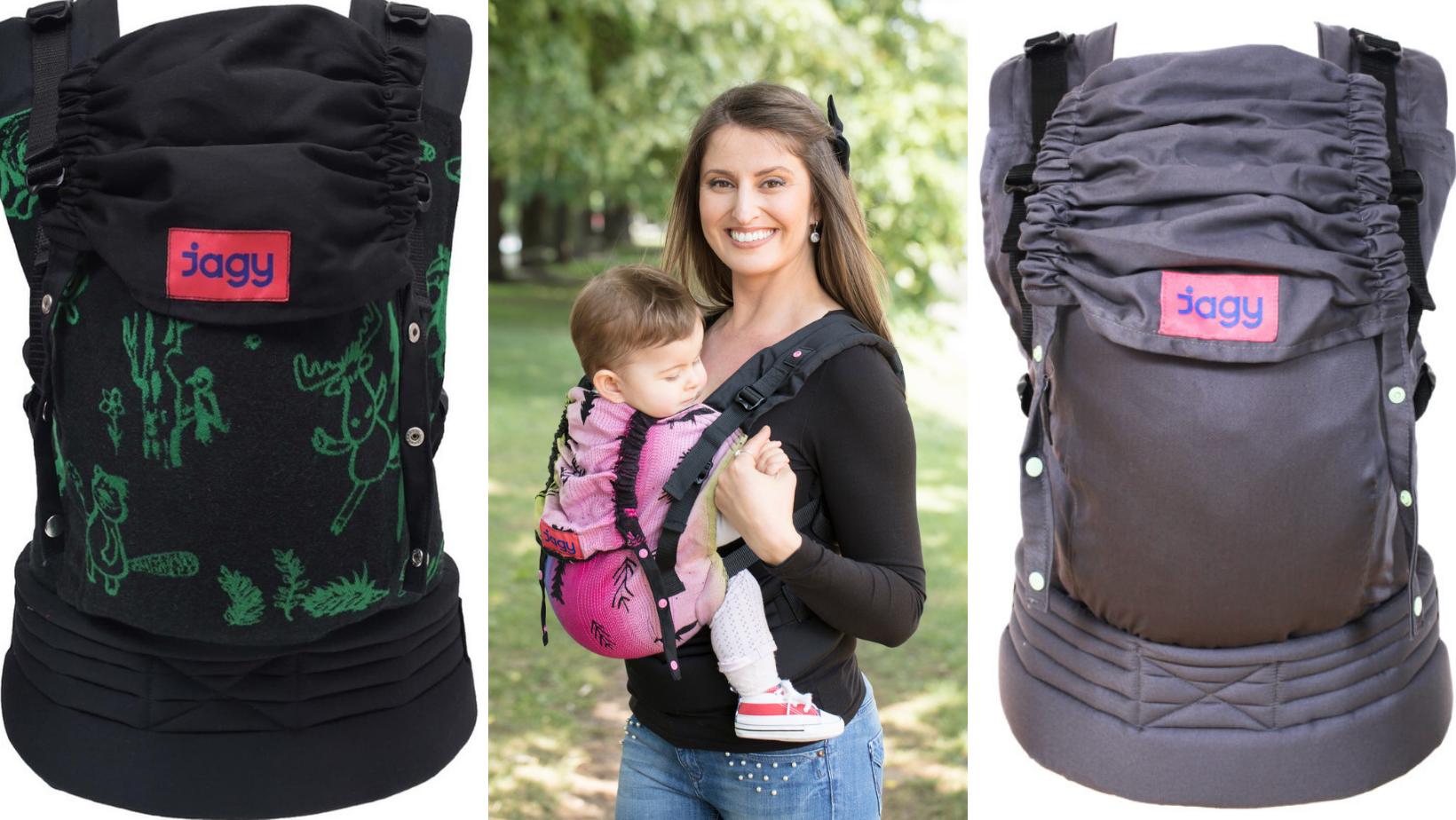 Jagy Carriers – nosiljke za bebe za najnježnije zagrljaje