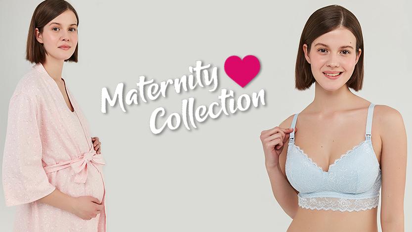 Penti – Za buduće mame kreirana je predivna kolekcija koja pruža maksimalan komfort za period isčekivanja kao i za period dojenja