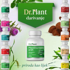 Prirodni preparati Dr. Plant- Nagradna igra