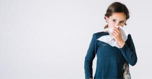 5 znakova da vaše dijete ima alergije