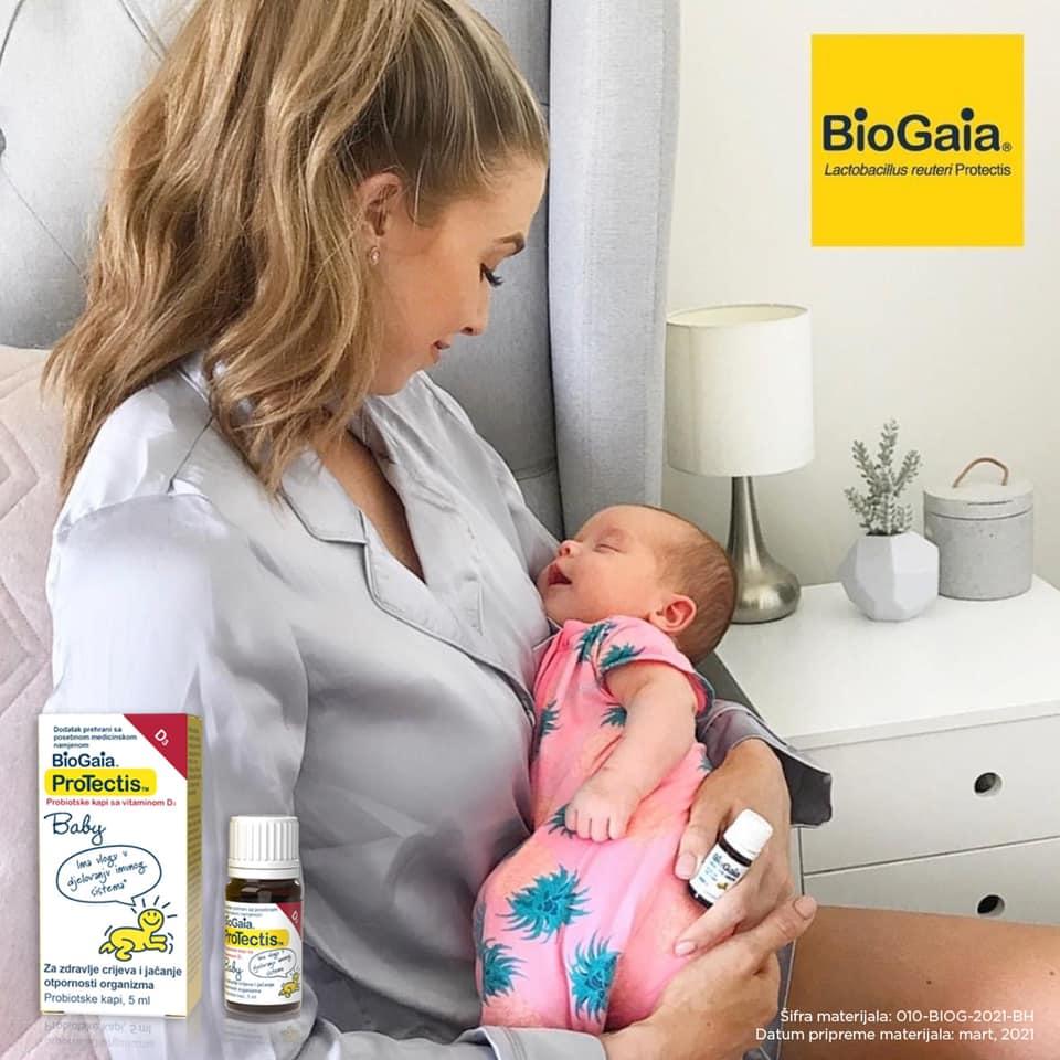 Probiotici su korist ili farmaceutski trik u tek rođenih beba?