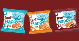 Feel Happy omiljena užina mališana