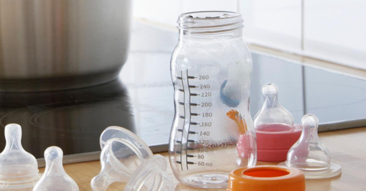 Čišćenje i steriliziranje bočica