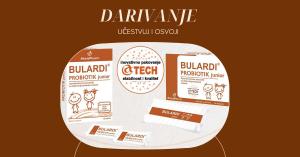 Darivanje- BULARDI Probiotik junior Probiotik za djecu