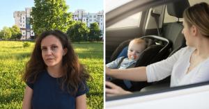 Nikada ne ostavljajte dijete u autu!