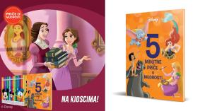"""""""Petominutne priče o mudrosti"""", dvadesetdeveta knjiga kolekcije je na kioscima"""