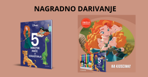 """""""Petominutne priče o odrastanju"""", dvadesetšesta knjiga kolekcije je na kioscima"""