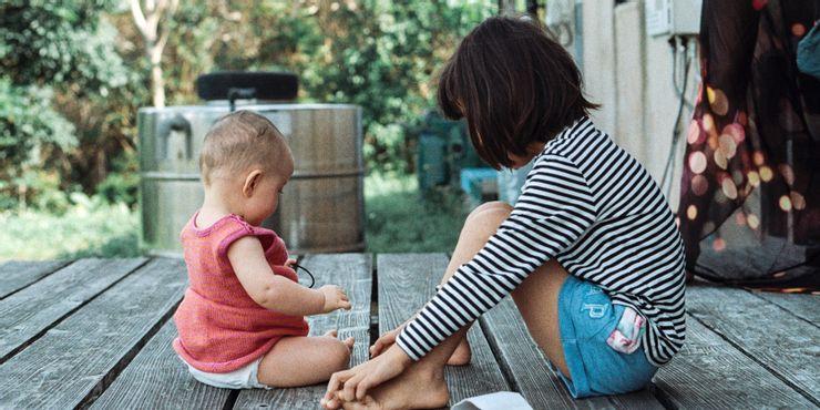 Da li je sunčanje sigurno za djecu?
