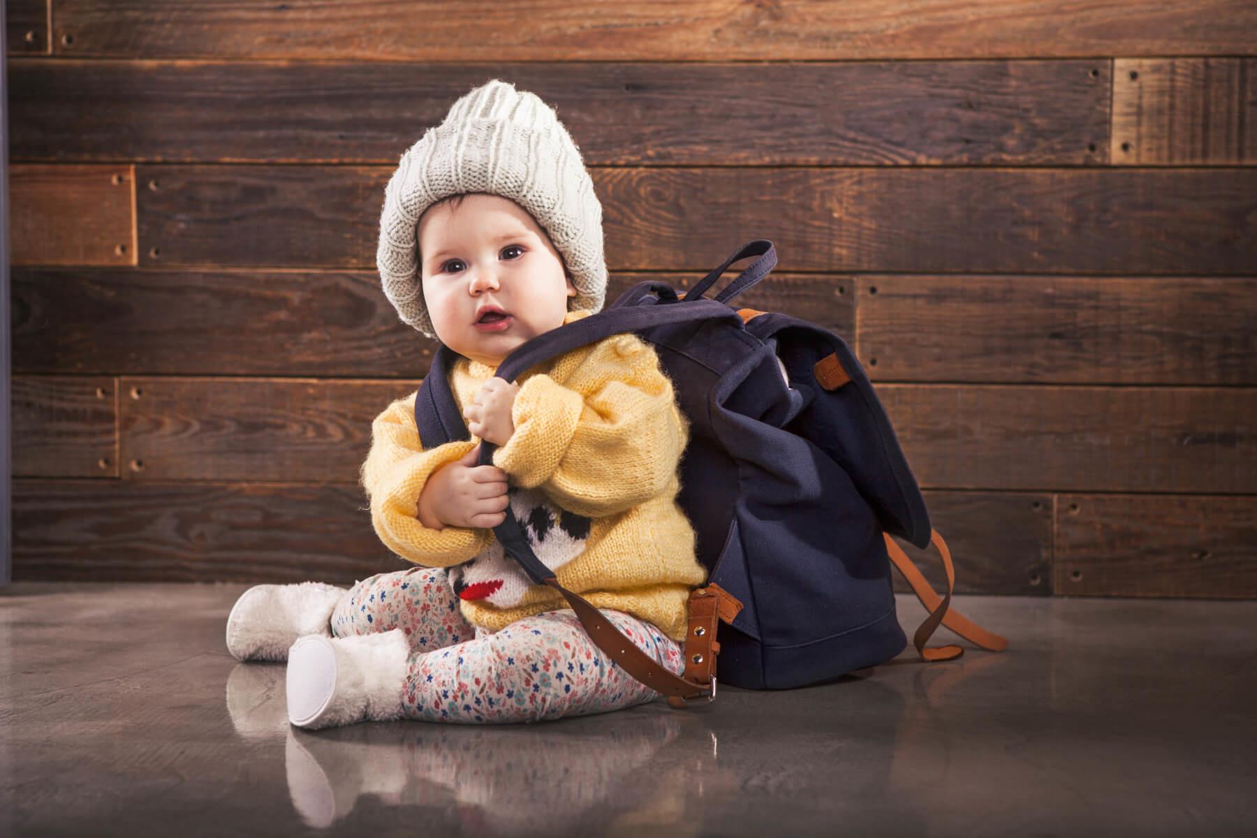Preslačenje beba zna biti prava avantura