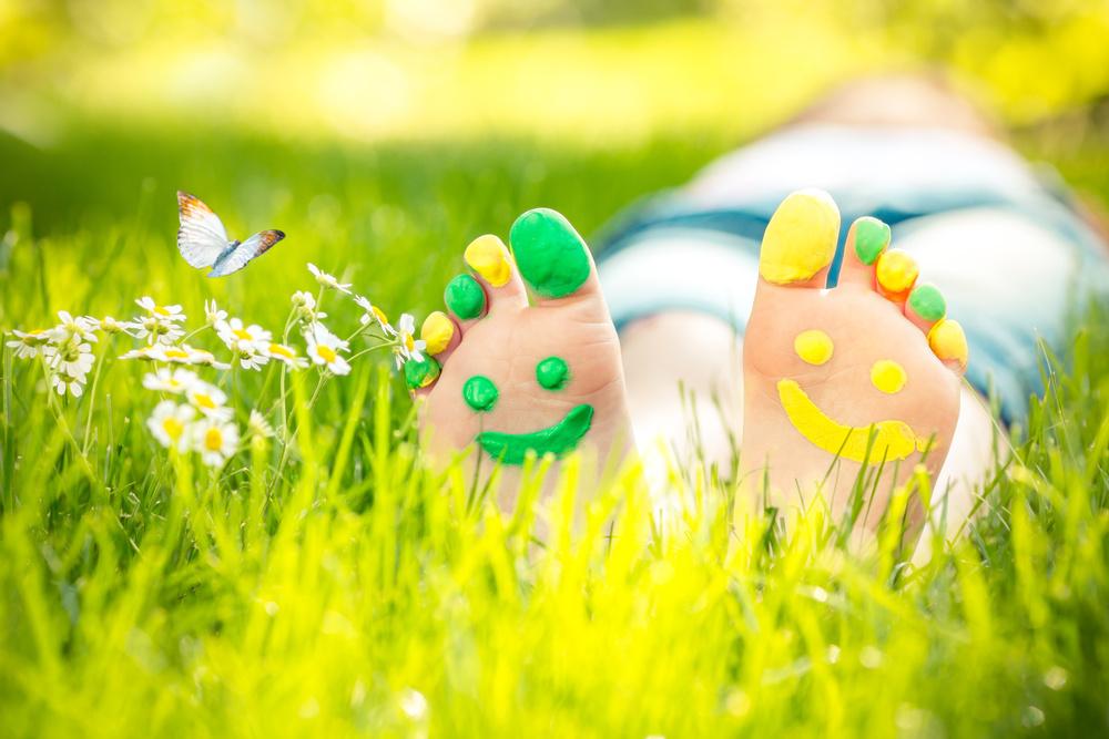 Razvoj dječijih stopala