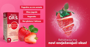 Nagradno darivanje: Učestvu i osvoji novi okus Zentiva O.R.S.